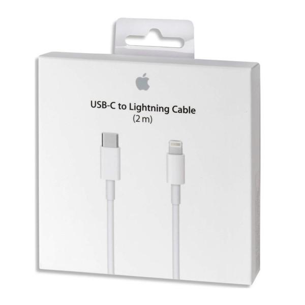 Καλώδιο Φόρτισης Apple A1702 USB-C σε Lightning - 2m