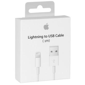Καλώδιο Φόρτισης Apple USB to Lightning MD818 - 1m
