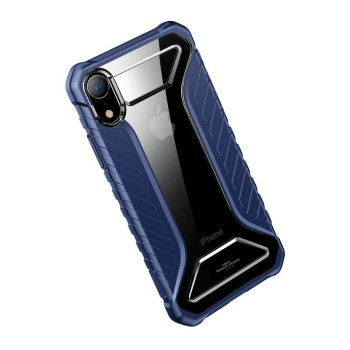 Σκληρή Θήκη Baseus Michelin Case για Apple iPhone XR - Μπλε