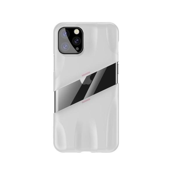Σκληρή Θήκη Baseus Let's go Airflow CoolingGame Protective Case για Αpple iPhone 11 Pro Max - White