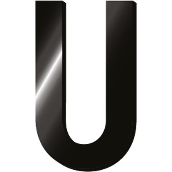 Αρχικά Γράμματα Legami Initial Letters Stickers - U