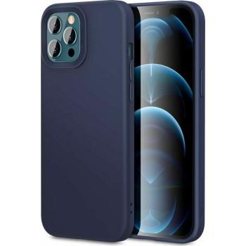 Θήκη Σιλικόνης ESR® Cloud Halolock  για Apple iPhone 12 Pro Max - Midnight Blue