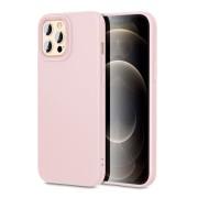 Θήκη Σιλικόνης ESR® Cloud για Apple iPhone 12/12 Pro - Pink Sand
