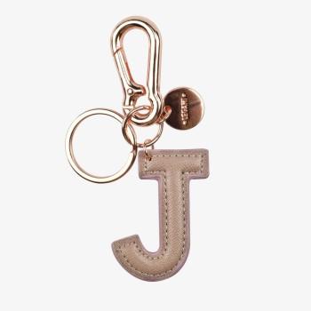 Μπρελόκ με Μονόγραμμα Legami Key Ring - J - Pink