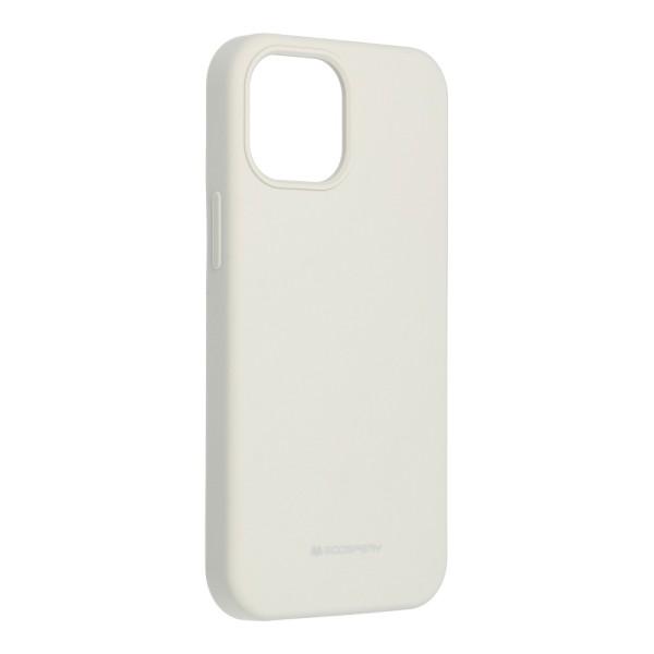 Θήκη Σιλικόνης Mercury  για Apple iPhone 13 Pro Max- Grey