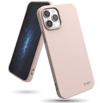 Θήκη Σιλικόνης Ringke® Air S για Apple iPhone 12/12Pro  - Pink