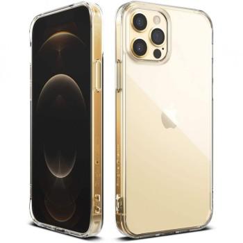 Σληρή Θήκη Ringke® Fusion για Apple iPhone 12 Pro Max - Διάφανη