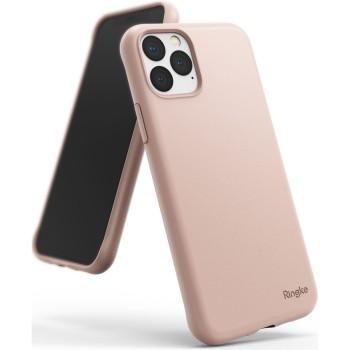 Θήκη Σιλικόνης Ringke® Air S για Apple iPhone 11 Pro - Pink Sand