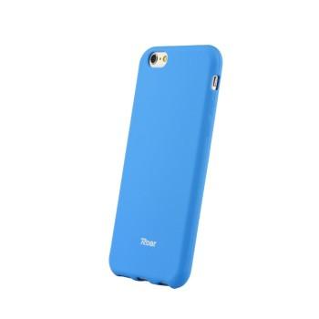 Θήκη Σιλικόνης Roar Matt Colorful Jelly Case για iPhone 6s Plus / 6 Plus - Light Blue