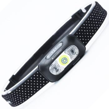 Φακός Κεφαλής Superfire HL05-X with contactless switch, USB, 500lm, 65m - Black
