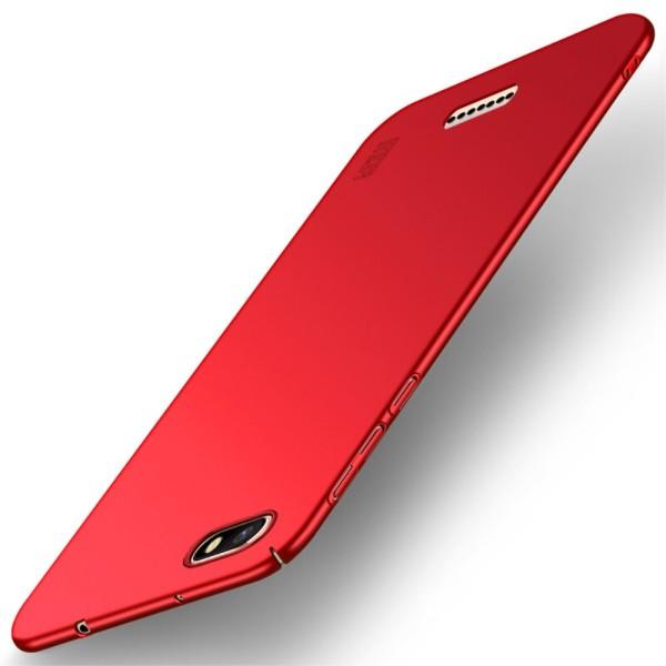 Σκληρή Θήκη Mofi Ultra Thin Frosted για Xiaomi Redmi 6A - Red