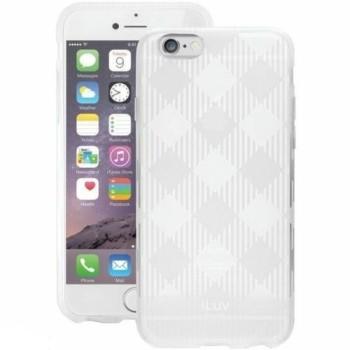 Θήκη Σιλικόνης iLuv Gelato για Apple iPhone 6/6S - White